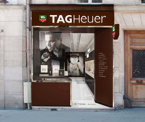 TAG Heuer Will Make Smart Watches together with Intel and Google