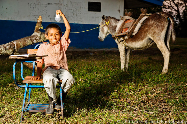 Viridian Energy provides off-grid electrification to remote rural communities in Nicaragua