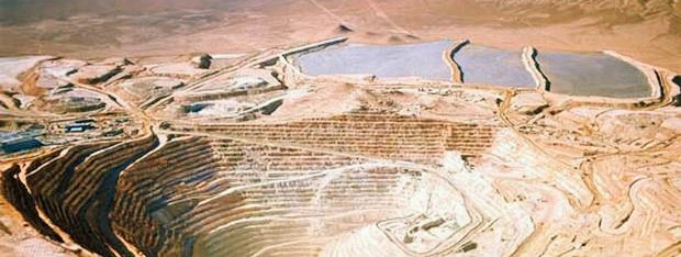 World' Top Copper Producer Chile Slashed Output Forecast.