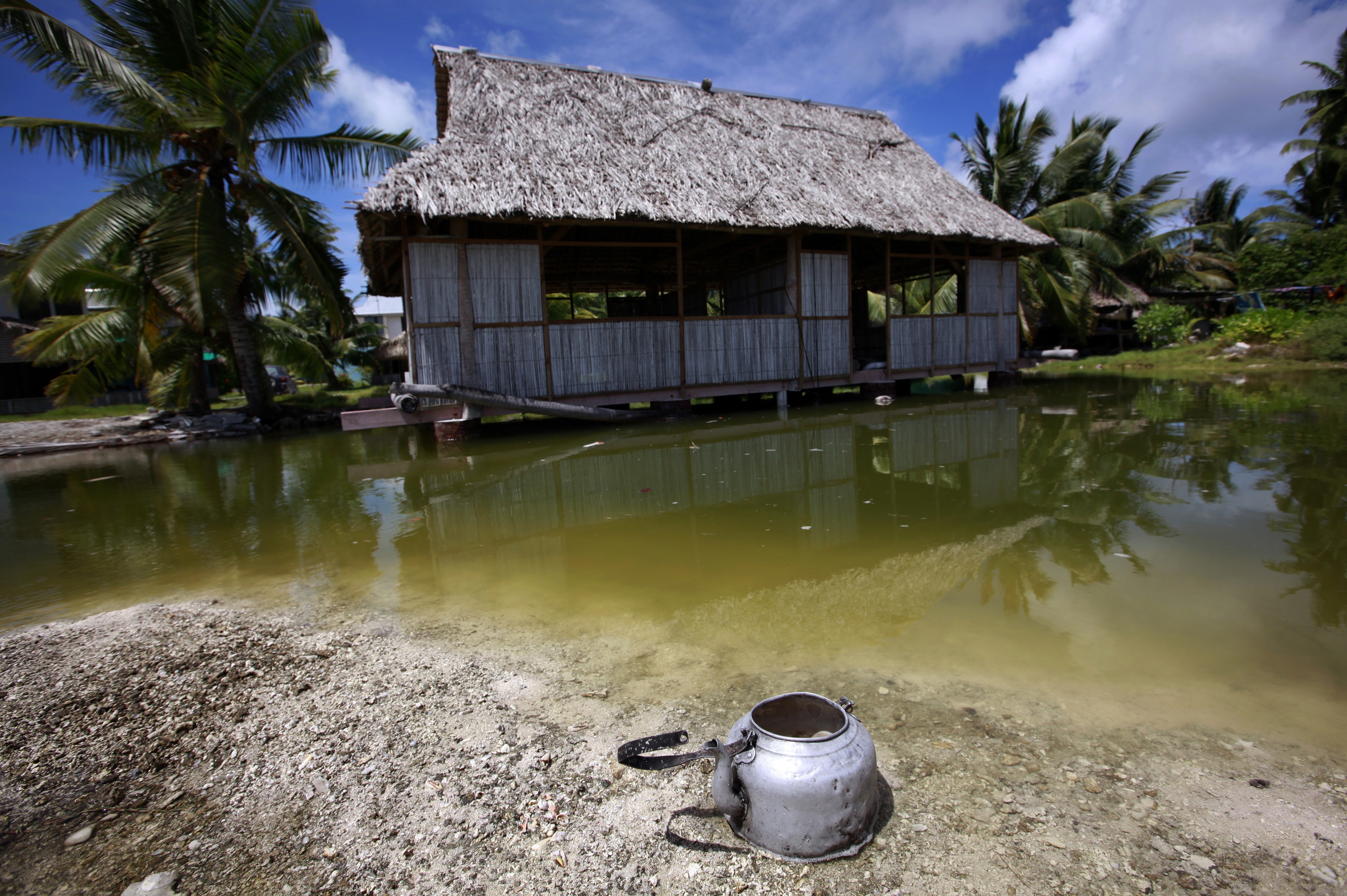 Climate Funding is the core issue for Pacific Islanders