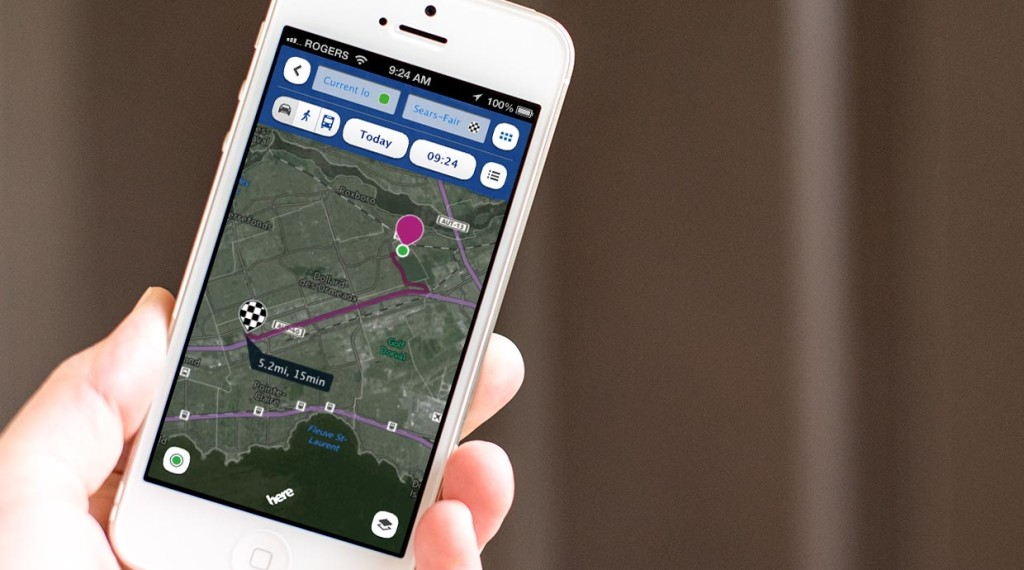 Instagram and Facebook to Use Nokia Maps