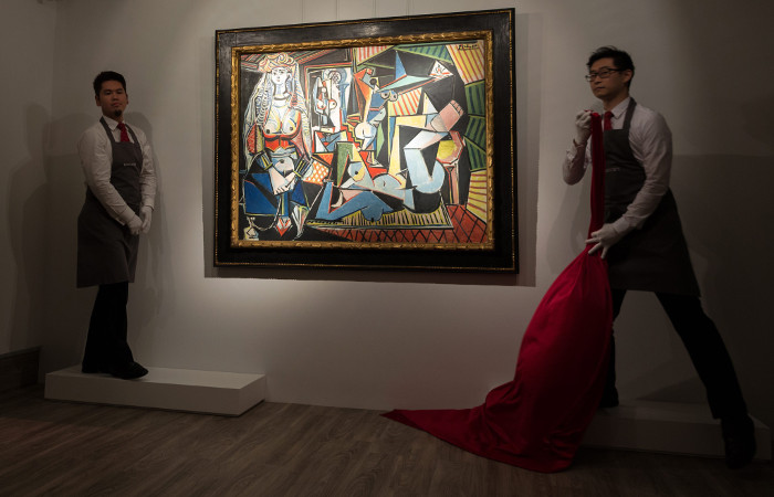 Christie's Weekly Sales Exceeded $ 1 Billion for the First Time