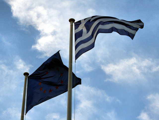 Greece submits proposal to IMF
