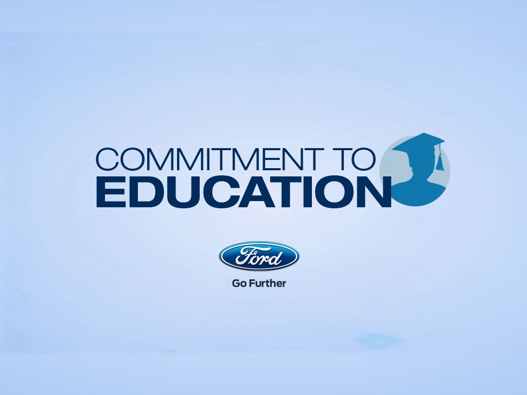 Expansion of Ford's Innovative College Program to Africa