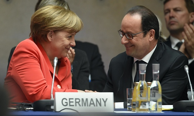Germany& France reach the limit of their patience with the Greeks