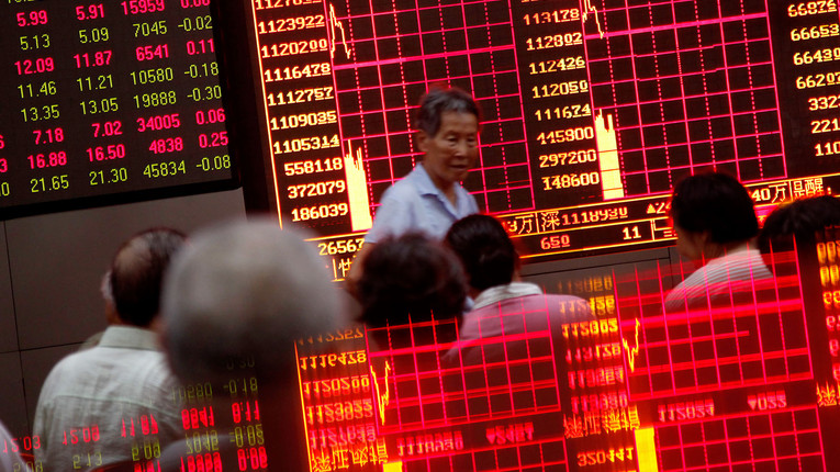 China's Stocks Enters Bear Market As Rate Cut Fails