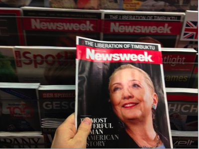 European Newsweek to be Closed