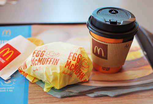McDonald's Profit Drops 13%, Yet New Items on Breakfast Menu
