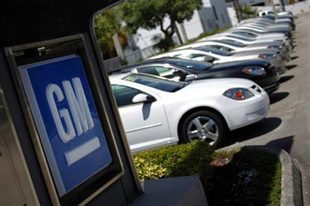 Emerging Markets Target of GM for Global Growth