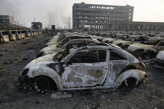 Tianjin Explosions Will Come at a High Cost to Insurers