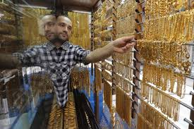 Gold Prices Are Climbing A Rising Curve On the Price Graph, Says Analysts