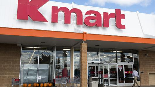 Kmart Spends '$1.4 million' As Pay Out