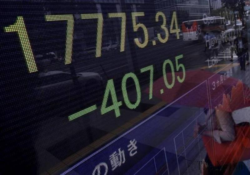 Japan Surfs On The Highest Tide Of Trade Stock Market