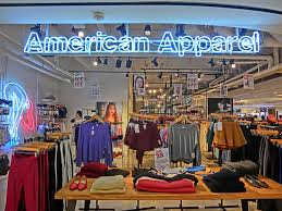 American Apparel Files for Bankruptcy Protection to Finance Debts