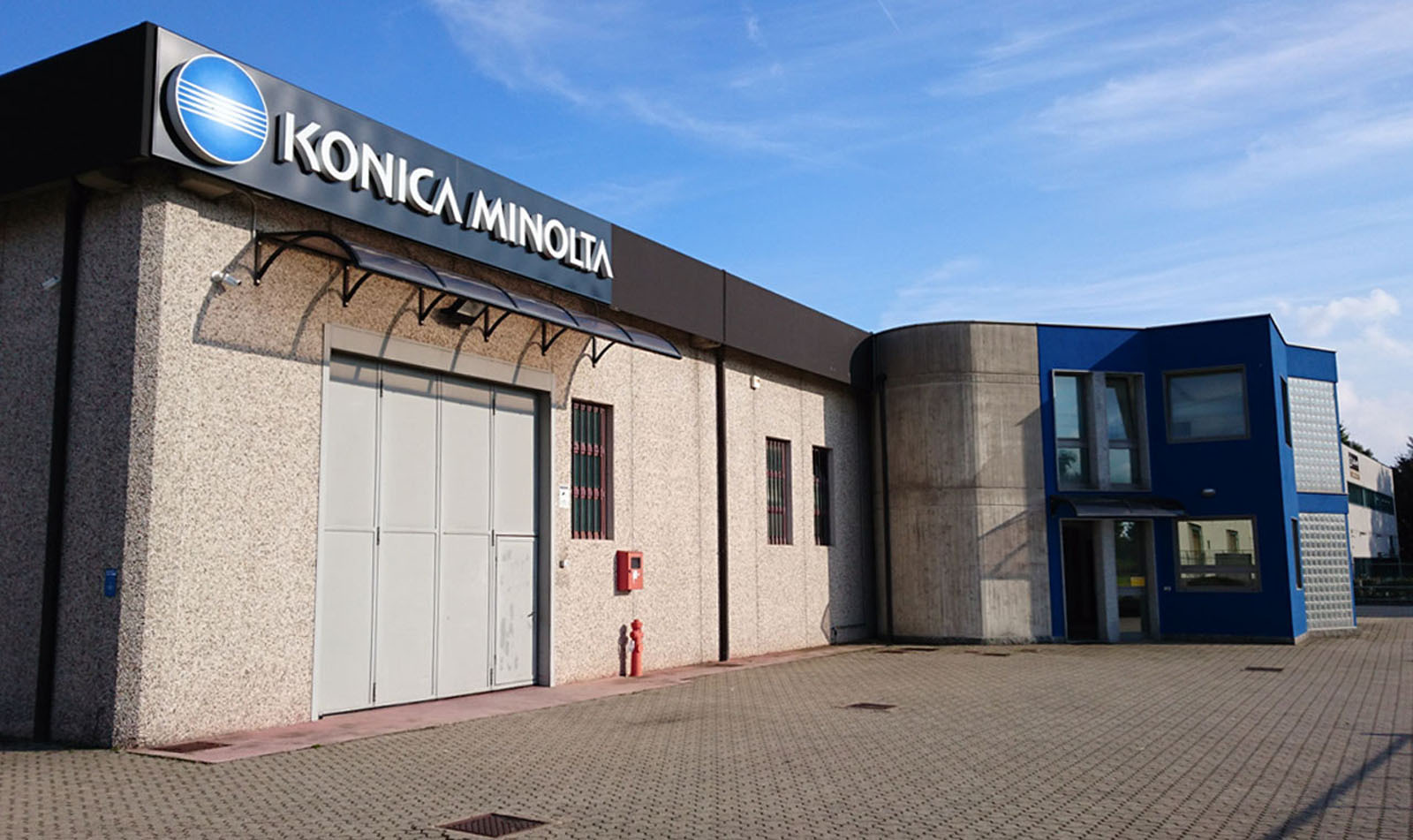 Konica Minolta Introduced An Innovative Textile Centre Of '€5 Million'