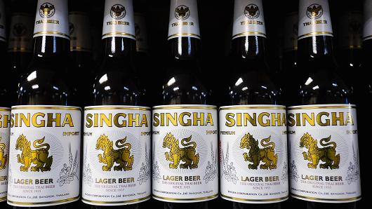 $1.1 billion Deal with Masan Group, Singha Asia set to Enter Vietnam Market