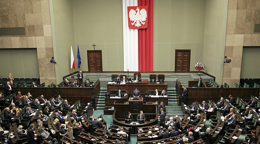 A New Bill Curtails Polish Broadcasters' Freedom