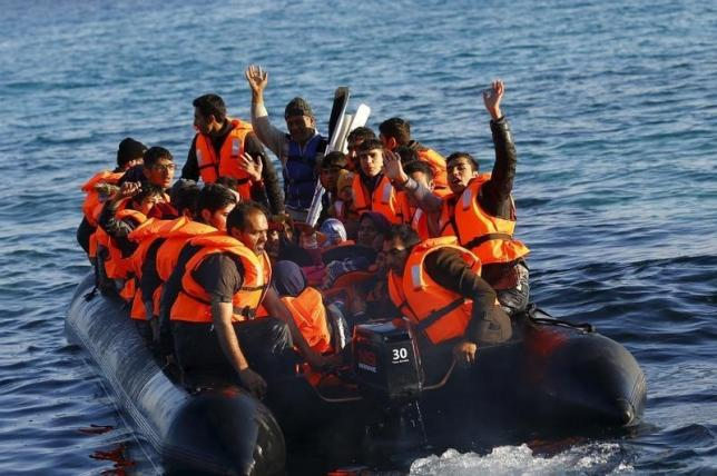 UNHCR Reports Reveal The Total Number Of Refugees Migrating Into Europe Via Sea Route