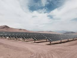 Is sunlight the new oil for the Countries of GCC?