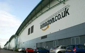 More Than 2,500 New Permanent Recruitments to be Made by Amazon in 2016 in UK