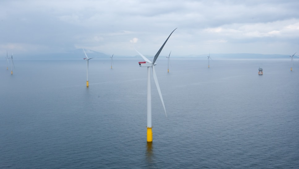 The World's Largest Wind Farm To Be Built in the UK