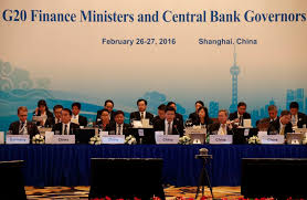 Ultra-Easy Policy for Growth Not The Answer For World Economy Say The G20