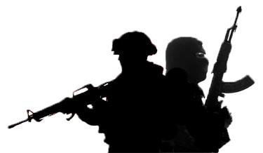 Paris Attack Suspect Is In Custody Now