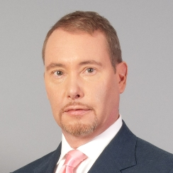 A Presidential Nomination In Favour Of Trump Could Pose 'Global Growth Scare': Gundlach