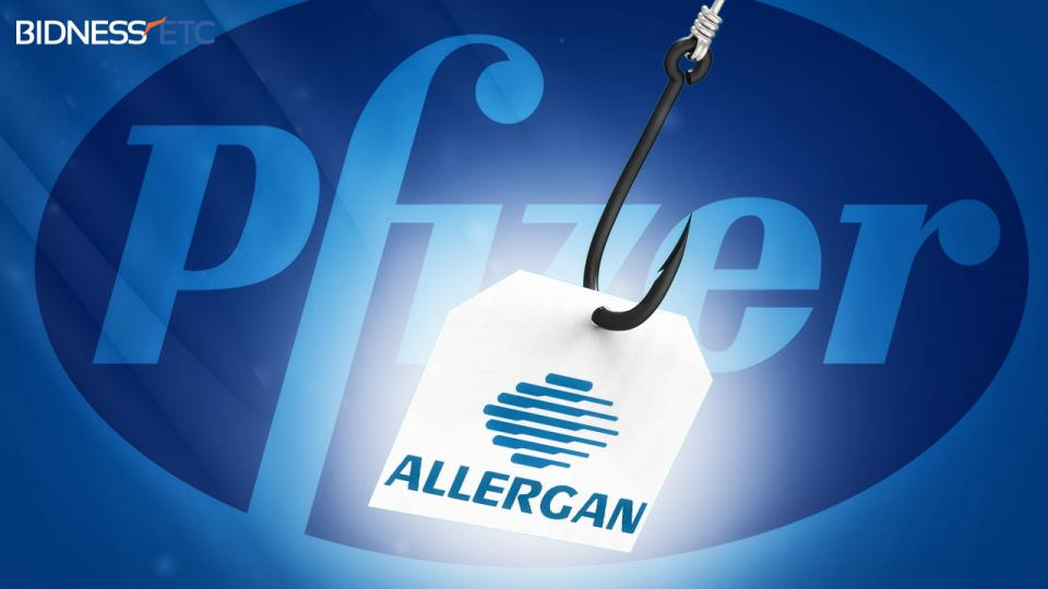 $160 Billion 'Inversion' Deal Between Pfizer and Allergan Scrapped
