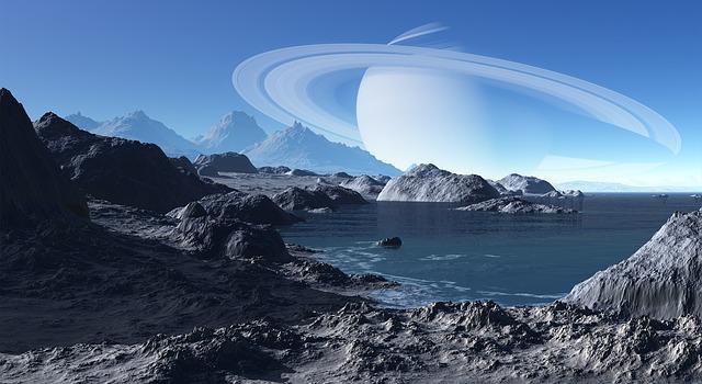 Scientists Find Liquid Methane Sea On Saturn's Moon