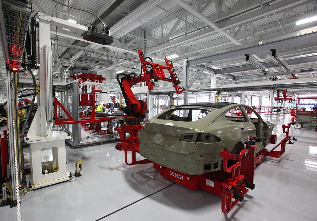 Steve Jurvetson - Flickr: Tesla Autobots