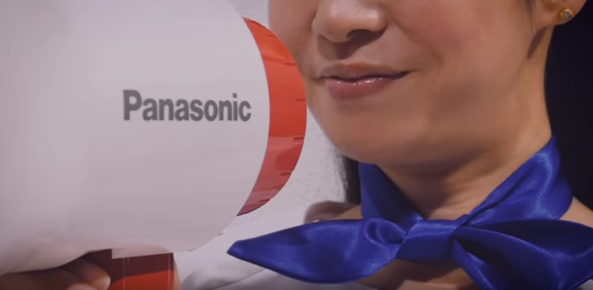 Channel Panasonic - Official via youtube