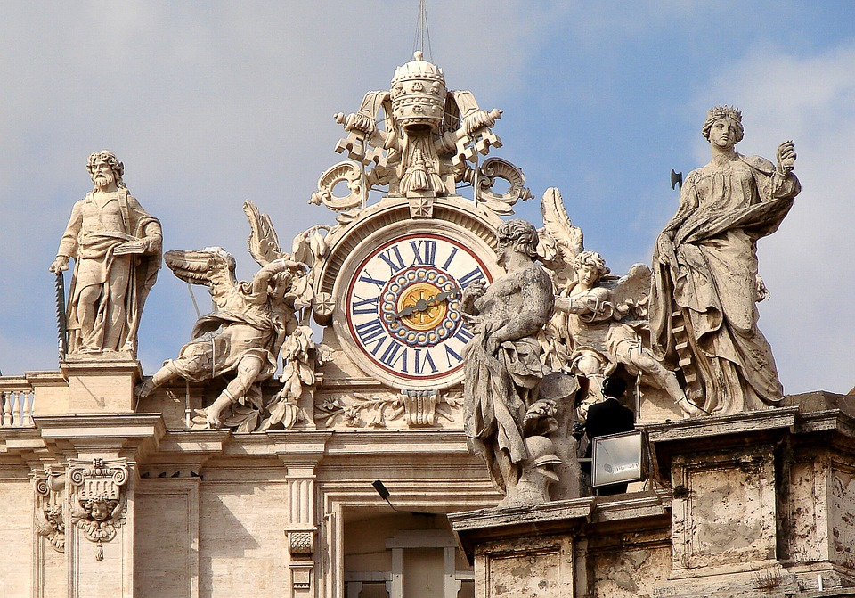 Vatican and the Bank of Italy signed a key agreement