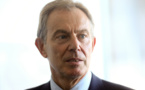Tony Blair: From business to charity