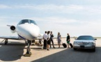 Commercial Airlines Giving Competition For Business Jets For U.S. Pilots