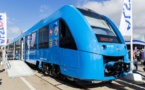 Germany Introduces The First Ever Train To Run On 100% Hydrogen