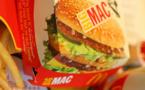 """McDonald's loses """"Big Mac"""""""