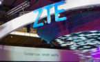 ZTE Corp. shares jump 14% up after profit forecast