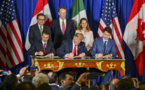 The US lifts restrictions on steel and aluminum supply from Canada and Mexico, wants to renew the USMCA