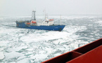 Russia Launches Nuclear-Icebreaker To Strengthen Its Arctic Trade Route