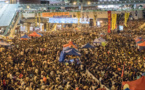Hong Kong's richest citizen calls to stop violence and unrest in the city