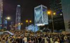 Paralyzed Hong Kong: Protests don't fade