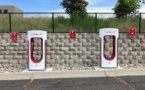 Tesla Unveils New Supercharger Update As Fast Charging Feature