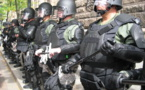 CNN tells about security forces preparing for unrest after US presidential election