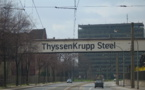 ThyssenKrupp cuts 11,000 jobs
