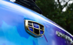 Geely Automobile's annual profit falls by 32%