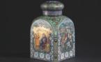 Pavel Ovchinnikov's Tea Box for a Tsar
