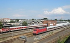 Trains in Germany to switch to wind and solar energy