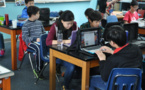 China stages crackdown on private education industry
