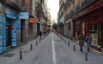 Spain allows to walk around without masks